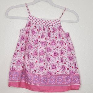 Spaghetti Strap Tank Top Gap Kids L(10)